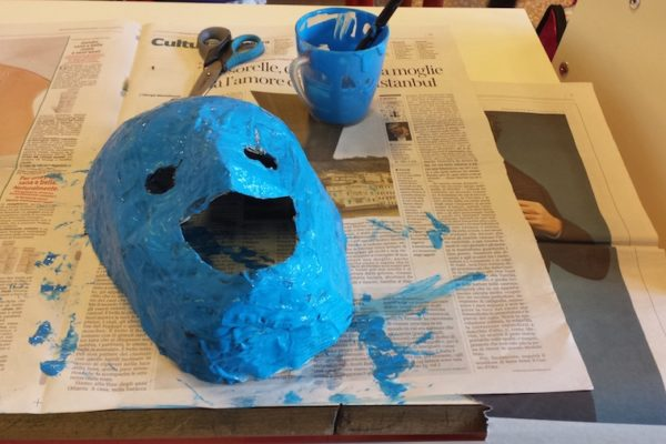 maschere 1
